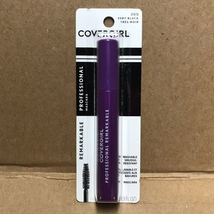 ♦️Pick 4/$15♦️Covergirl mascara 200 Very Black